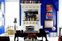 Bold Lavish Home With Lots Of Colors And Patterns