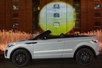 Range Rover Evoque Convertible Revealed in London