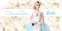 Mattel Teams with Oscar De La Renta for New Barbie Doll
