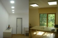 Below Is a Case of an Office Lighting Project with CNHidee LED Panel Light