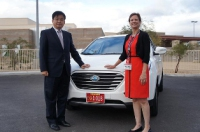 Hyundai Motor Tests Fully-Autonomous FCEV in Nevada, US