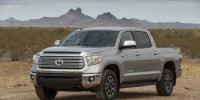 Toyota Tundra Full-Size Pick-up Truck Has Been Unveiled at Today's Chicago Auto Show