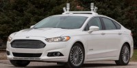 Ford Revealed Its First Autonomous Car, a Prototype Ford Mondeo Hybrid