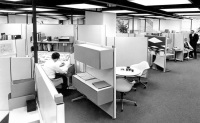 Cubicle,The Revolutionary Furniture Piece