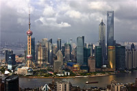 China's 10 Richest Cities