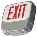 Barron Lighting Group Launches Wet Location All-LED Exit And Emergency Combo Luminaire