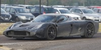 Ferrari Enzo Has Been Snapped During Public Road Testing