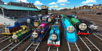 Mattel Launches #TeamThomas Campaign Ahead of The Great Race