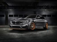 BMW Introduces Concept M4 GTS Model