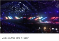 Immersive Teamed up to Deliver Video Pixel Mapping for The X Factor's Final