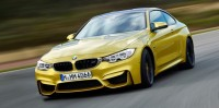 The BMW M3 and M4 Coupe Have Been Showed and Go on Sale in MID 2014
