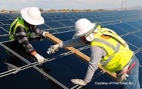 California Leads Installations and First Solar Remains The Largest Module Provider