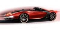 The Pininfarina Sergio Concept Has Been Launched in Design Sketch