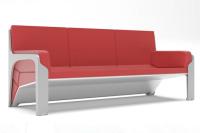 A New Strange Furniture:Livdin Sofa