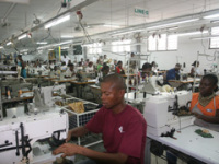 Zimbabwe Granted a One-Year Rebate to 52 Clothing Manufacturers