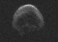 NASA Releases Radar Images of Large Asteroid