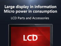 Large Display in Information, Micro Power in Consumption