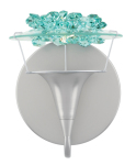 LBL Lighting's Vision Wall Sconce Entices Viewers with Bejeweled Vision of Sparkling Light
