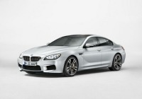 M6 Gran Coupe Will Be Unveiled Prior to Its Debut at The Upcoming 2013 Detroit Motor Show