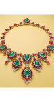Colored, Colorless Diamonds Necklace to Fetch up to $400,000 at Christie's on April 14