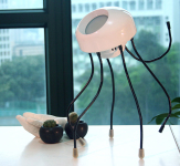 Clyde Is a Lamp with a Lot of Personality That You Can Adapt,Play with&Truly Call Your Own