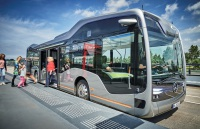 Daimler Trials Semi-Autonomous Mercedes-Benz Bus in Netherlands
