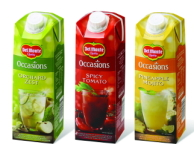 Del Monte Has Introduced a New Product Range