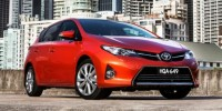 The Toyota Corolla Has Taken a Narrow Lead Over The Mazda 3 in The Race