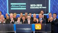 Atlas Copco Celebrates 140 Years of Excellence in More Than 90 Countries.