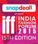 Snapdeal Is The Title Sponsor for The Three Day India Fashion Forum