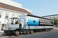 BMW Group Pressed 100% Electric Trucks Into Service in Munich