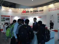 Source from China, Visit Made-in-China.com at Hannover Messe