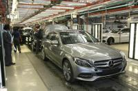 Begin C-Class Sedan Production in South Africa