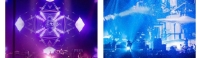 Roe Hybrid18 LED Display Makes a Wonderland in Kings of Leon's Tour