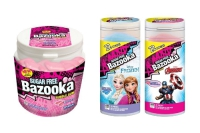 Bazooka Candy Introduces Sugar Free Bubble Gum in US