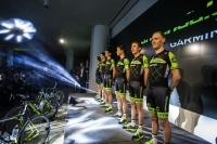 Cannondale-Garmin PRO Cycling Showcased Its 2015 Team