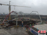Nuclear Power Plant to First Use Chinese-designed Hualong One Technology