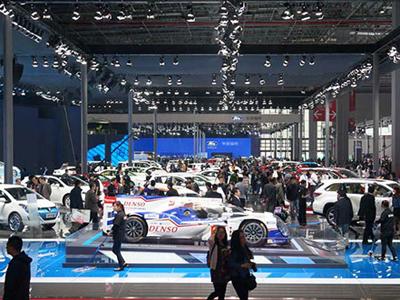 Auto Shanghai 2017 - Top Sedans