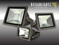 The Introduction of Second Generation Small LED Flood Lights