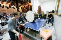 Ping-pong meets music in diplomatic tryst
