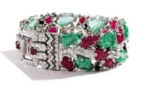 Sotheby's Magnificent Jewels Sale Totaled $44.2 Million From Sotheby's Most Recent Sale