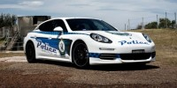 A New Porsche Panamera 4s Has Joined NSW Police as The German Luxury Sports Car Maker