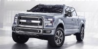 Ford Atlas Concept Has Stormed Onto The Scene in Detroit
