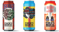 The Dagger Falls IPA Beers in Limited-Edition Pink Cans Was Introduced by Sockeye Brewing