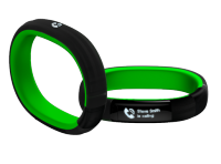 The Razer Nabu is a revolutionary wearable technology that delivers notifications