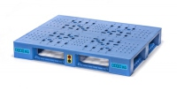 Goplasticpallets.com Launches New APB 1210 Plastic Pallet with Inbuilt Scales