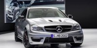Mercedes-Benz C63 AMG Edition 507 Is Confirmed for Australia