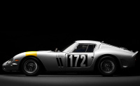 Ferrari Unveiled The F12berlinetta to Pays Homage to The Ecurie Francorchamps Team