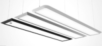Peerless Announces The Release of Vellum Linear Suspended LED Luminaires
