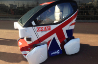 UK Government Has Commenced a Trial of Self Driving Cars in Bristol